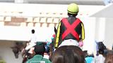 ナムラシングン(最後方から上がり最速33.8で8着) 内田「もう少し待てばよかったです」