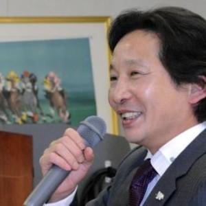 アンカツ引退セレモニー (2/13 笠松)