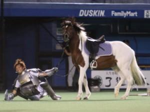 競走馬をバッターに例えるスレ