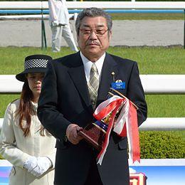 近藤利一、ディープ産駒の牡馬を1億8000万円で落札