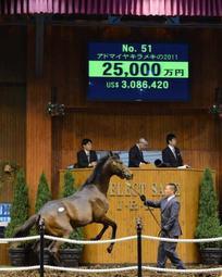 吉田勝己「種牡馬界はディープインパクト1強時代」