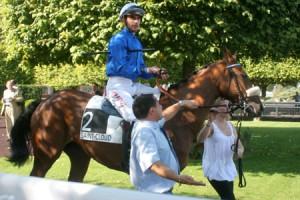 仏1000ギニー制したディープ娘ビューティーパーラー、英のセシル厩舎に移籍