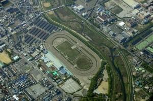 園田競馬場のナイター競馬開催日程決定 今年9月7日より11月9日までの毎週金曜日