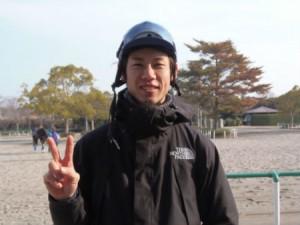 宮崎北斗騎手、JRA通算100勝達成…札幌6Rをモンサンミーティアで勝利