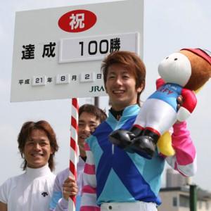 酒井学や柴田大知が勝つと嬉しいよね
