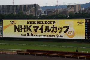 今年のNHKマイルカップ組がヤバイ