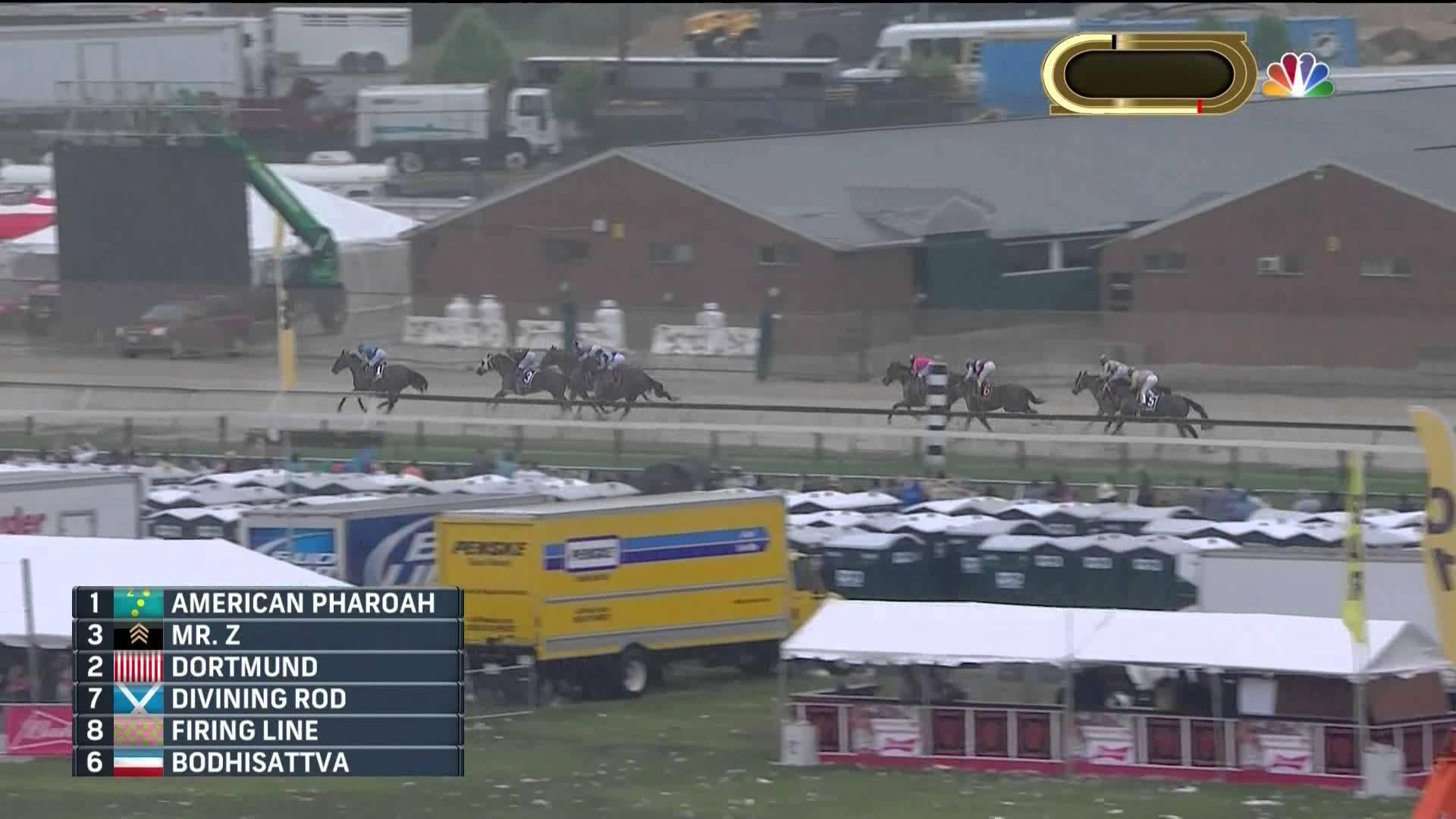 【プリークネスS】アメリカンフェイロー7馬身圧勝で2冠達成