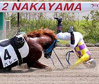 後藤浩輝、騎手生命の危機に