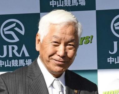 伊藤正徳元調教師