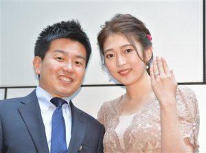 keiba 1606079185 101 300x223 - 【祝】ワールドプレミア馬主・大塚亮一氏(46)が結婚 おりも政夫の長女・おりもりお(29)と