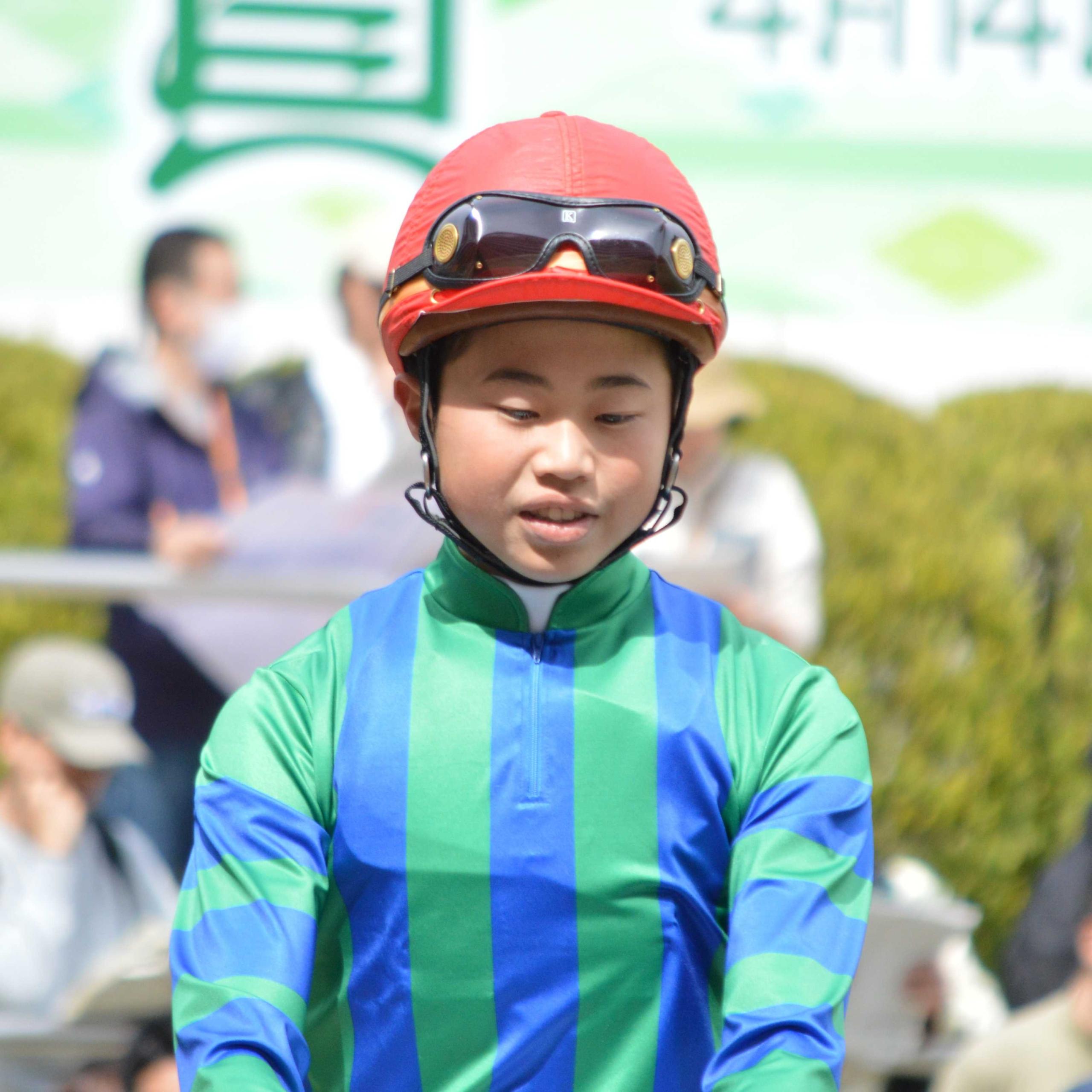 大塚海渡騎手