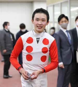 角田大和騎手