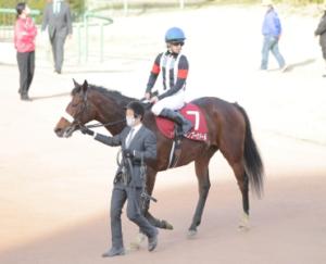 keiba 1617085888 101 300x243 - 【競馬】カレンブーケドール春天へ 国枝「距離は何とも言えないけどね」