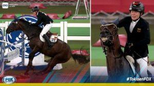 mnewsplus 1628347795 4401 300x169 - 【東京五輪】抽選で選ばれた馬をコントロールできず選手が号泣 コーチが馬を殴り大会から追放 近代五種