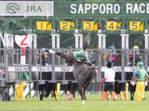 mnewsplus 1630746573 8401 300x223 - 【競馬】札幌2歳Sで放馬した和田竜二騎乗のダークエクリプスが信じられない背面跳び…ネットも騒然「思わず声出ちゃった」