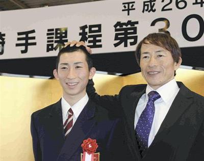 JRA騎手・木幡初広の長男ら競馬学校を卒業