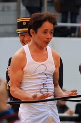 岩田康誠の筋肉wwwwwwwww