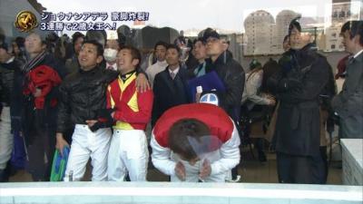 阪神JF後、四位と酒井学は、なぜ肩を組んでいたのか?????