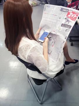 keiba 1436079592 24003 - AKB48小嶋陽菜が三連単五頭BOXで751倍的中!