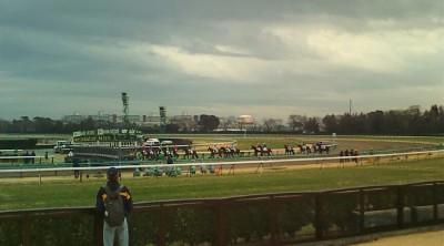7月6日 大井6Rで騎手5人が落馬事故