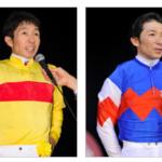 8/3(水)大井競馬場で武豊騎手・内田博幸騎手のスペシャルトークショー