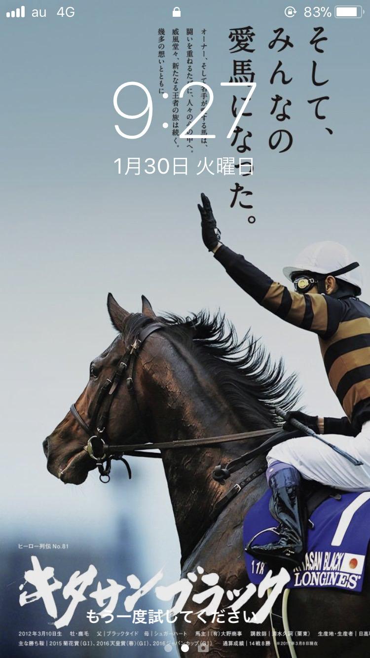 keiba 1517271542 501 - オジュウチョウサンがJRAヒーロー列伝ポスターに!82枚目で初の障害馬