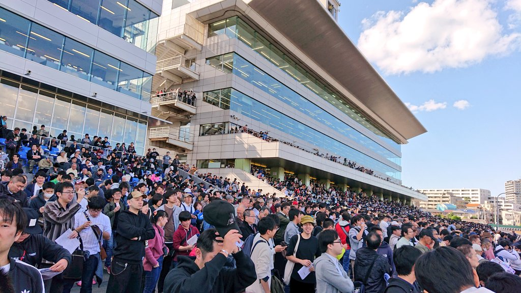 keiba 1572856335 19704 - 浦和競馬場の入場者数29,191人
