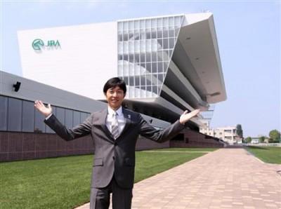 武豊騎手「ファンのことを考えた競馬場」と絶賛 JRA札幌競馬場竣工式