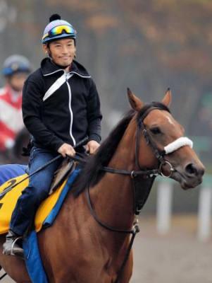 落馬,骨折の後藤浩輝騎手 調教騎乗を開始