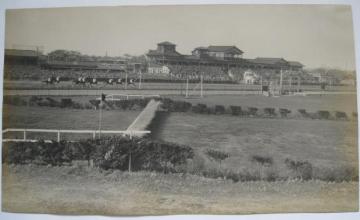 目黒競馬場で第1回日本ダービー開催 昭和7年(1932年)