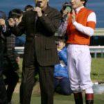 北島三郎氏の愛馬キタサンブラックは有馬記念3着  負けたけど、レース後には「まつり」熱唱