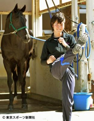 mnewsplus 1455009539 18701 311x400 - 16年ぶり女性騎手誕生へ 藤田菜七子が競馬学校卒業