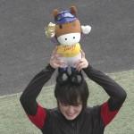 藤田菜七子騎手、JRA初勝利!福島8レース サニーデイズ号!