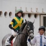 新潟春競馬に「藤田菜七子騎手効果」。 女性と子供のファンが激増。