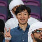 騎手の武豊が日本代表戦を観戦!同じく「ワールドカップ」でUAEに滞在