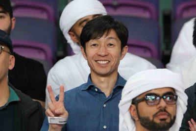 mnewsplus 1490336381 101 400x267 - 騎手の武豊が日本代表戦を観戦!同じく「ワールドカップ」でUAEに滞在