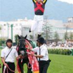 クイーンS(札幌・G3) ハイレベルな3歳牝馬!今日は先手アエロリット(横山典)道中大逃げ直線も後続を寄せ付けず鮮やか逃げ切り!
