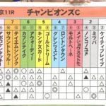 チャンピオンズC(中京・G1) ムーアマジックで2月砂王復活!中団後ろゴールドドリーム直線外から飛んで来た!強烈末脚G1・2勝目
