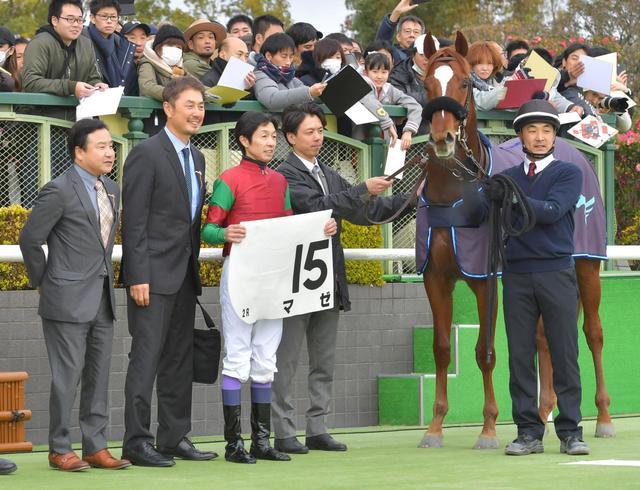 mnewsplus 1546750065 102 - 元メジャーリーガー吉井理人氏の所有馬がV!馬主キャリア5年目での初勝利に「足が震えた」