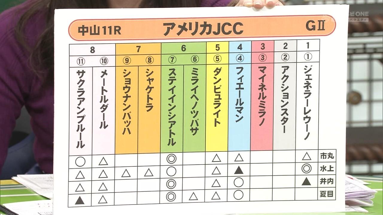 mnewsplus 1547968232 3601 - AJC杯(中山・G2) 長休明けでも大駆け!1年1月ぶり出走シャケトラ(石橋)中団から4角外捲り直線叩き合い制し重賞2勝目!