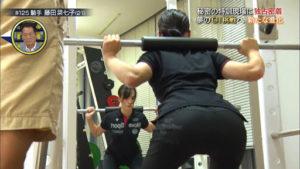 mnewsplus 1560893956 109 - 藤田菜七子(21)の筋肉に徹子ビックリ「まあ~すごい!前も後ろも!」