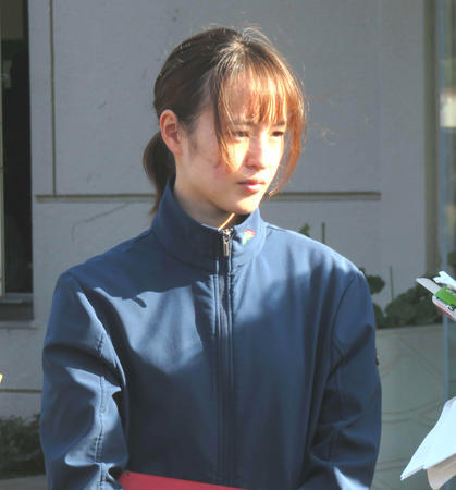 mnewsplus 1584002236 101 - 藤田菜七子が復帰への意気込みを語る