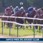フランスダービーを、日本馬最強ディープインパクト産駒、スタディオブマンが優勝!