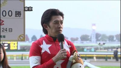 福永祐一騎手、JRA通算1700勝達成